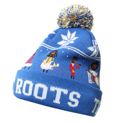 Roots, The - The Roots Holiday Knit Hat Beanie