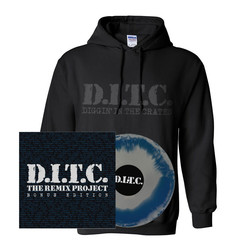 D.I.T.C. - Remix Project Bonus Hoodie Bundle