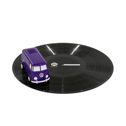 Record Runner - World's Smallest Portable Record Player