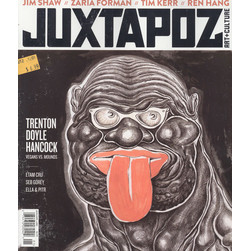 Juxtapoz Magazine - 2016 - 01 - January