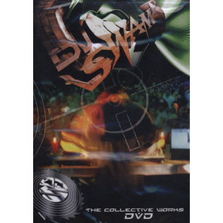 DJ SWAMP - The collective works - DVD