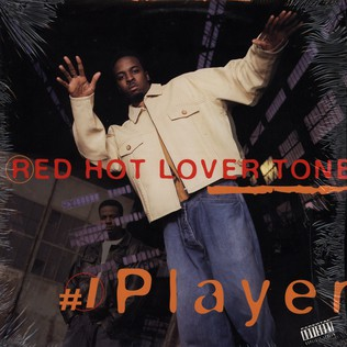 RED HOT LOVER TONE - #1 Player - 33T