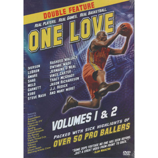 ONE LOVE - Volume 1 - the game.the life. - DVD