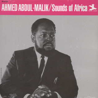 Ahmed Abdul Malik Sounds Of Africa