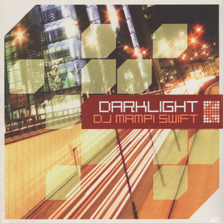 DJ MAMPI SWIFT - Darklight - LP x 2