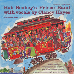 BOB SCOBEY'S FRISCO BAND - The scobey story vol.2 - LP