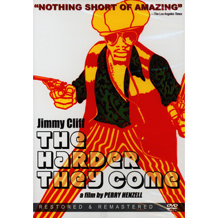 JIMMY CLIFF - The harder they come - DVD
