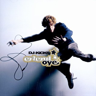 ERLEND OYE - DJ Kicks - CD