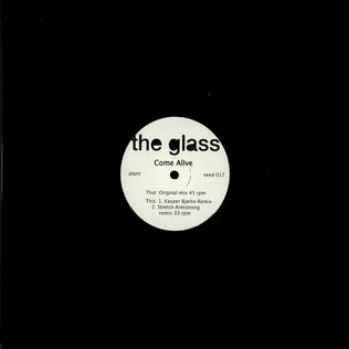 GLASS, THE - Come alive - 12 inch x 1