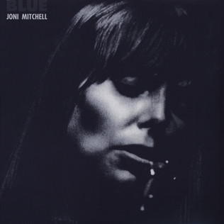 JONI MITCHELL - Blue - 33T