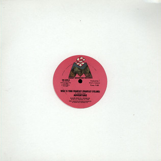 ADVENTURE - Phantasy eyeland (what is your phantasy) - 12 inch x 1