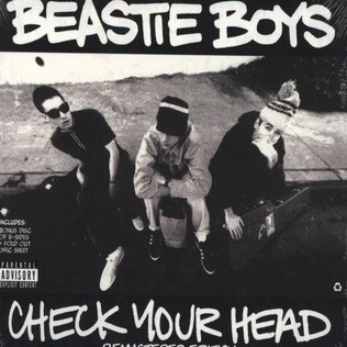 BEASTIE BOYS - Check Your Head Special Edition - CD