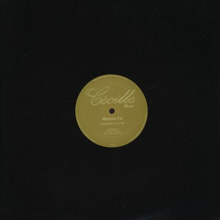 MARKUS FIX - It depends on you EP - 12 inch x 1