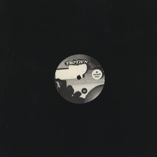 DON FROTH - Shakedown EP - 12 inch x 1