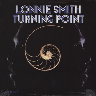 LONNIE SMITH - Turning Point - LP