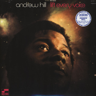 ANDREW HILL - Lift Every Voice - LP