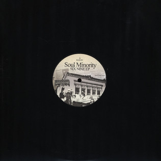 SOUL MINORITY - Six-Nine EP - 12 inch x 1