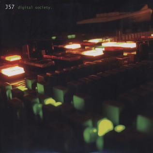 J57 - Digital Society EP - 12 inch x 1