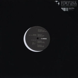 FORTUNA - Touched By The Hand Of God EP - 12 inch x 1