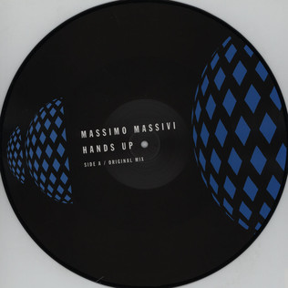 MASSIMO MASSIVI - Hands Up - 12 inch x 1