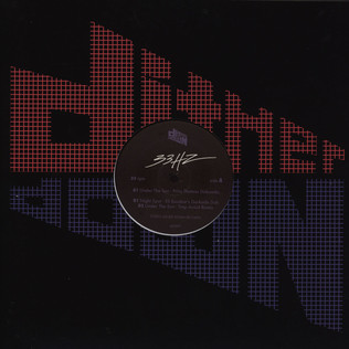 33HZ - Under The Sun Prins Thomas Remix - 12 inch x 1