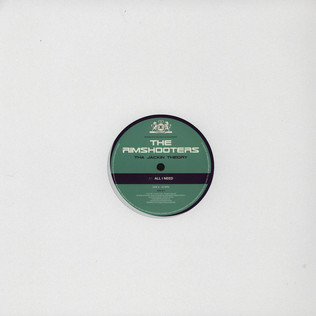 RIMSHOOTERS, THE - The Jackin Theory - 12 inch x 1