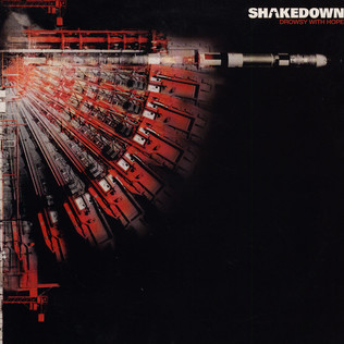 SHAKEDOWN - Drowsy With Hope - 12 inch x 1