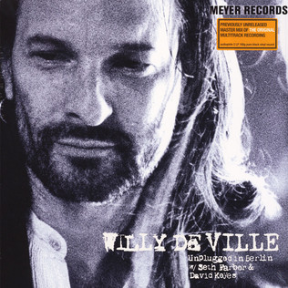 WILLY DEVILLE - Unplugged In Berlin - LP