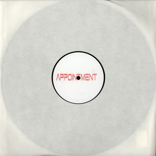 APPOINTMENT - Reel 2 Real - 12 inch x 1