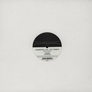 JOHNWAYNES - Never Enough Feat. Stee Downes - 12 inch x 1