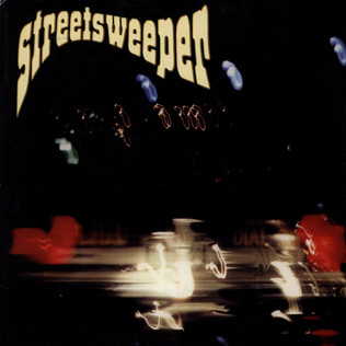STREETSWEEPER - R U On The Run? - 12 inch x 1