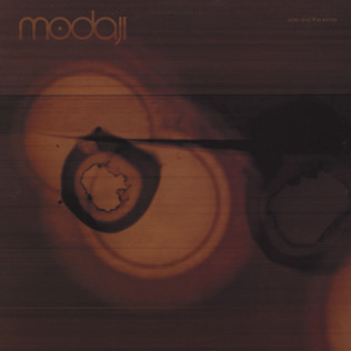 MODAJI - One And The Same - 12 inch x 1