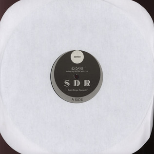 DAB WOMAN / 52 DAYS - Edited by Rkzbx With Luv - 12 inch x 1