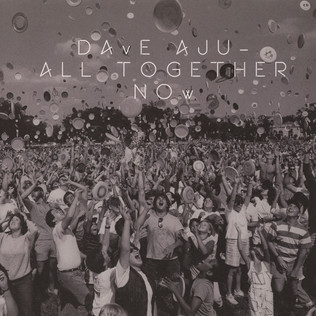 DAVE AJU - All Together Now - 12 inch x 1