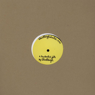 GHOSTLEIGH - Fantastic Jets - 12 inch x 1
