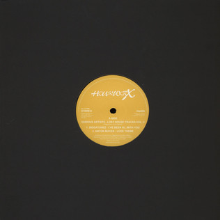 V.A. - Lost House Tracks Volume 3 - 12 inch x 1