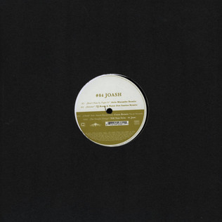 JOASH - Black Label #84 - 12 inch x 1