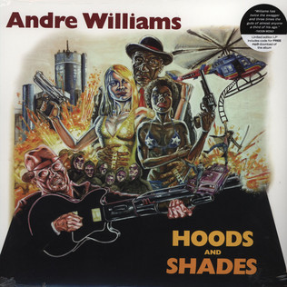 ANDRE WILLIAMS - Hoods & Shades - LP