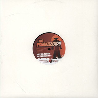 FREAKAZOIDS, THE - Experiments - 12 inch x 1