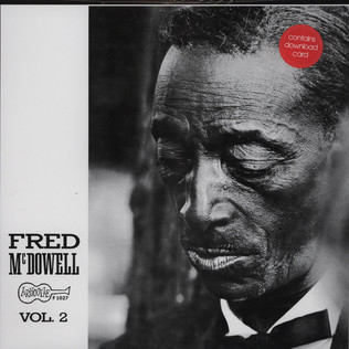 FRED MCDOWELL - Volume 2 - LP
