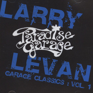 LARRY LEVAN - Garage Classics Volume 1 - CD