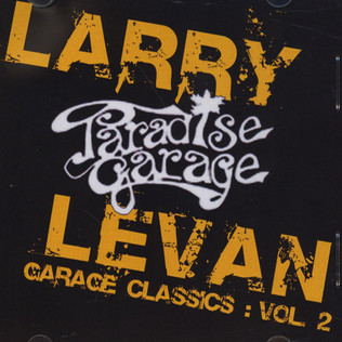 LARRY LEVAN - Garage Classics Volume 2 - CD