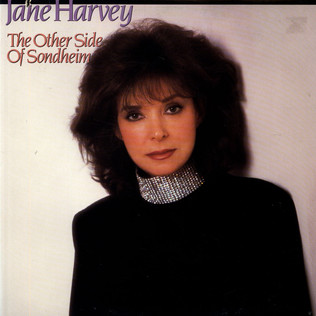 JANE HARVEY - The Other Side Of Sondheim - LP