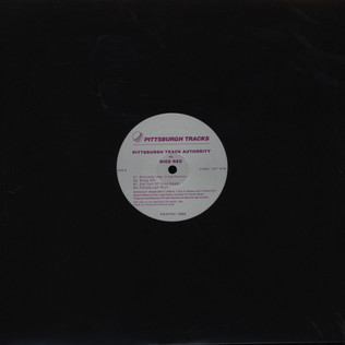 PITTSBURGH TRACK AUTHORITY VS NICE - Pittsburgh Track Authority vs Nice - 12 inch x 1