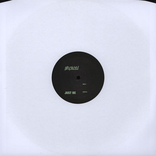 JUST BE - Hold On - 12 inch x 1