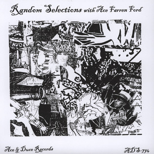 ACE FARREN FORD - Random Selections With Ace Farren Ford - 7inch x 1