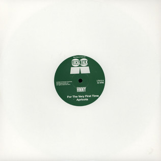 HNNY - For The Very First Time - 12 inch x 1