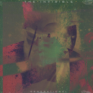 INVISIBLE, THE - Generational Theo Parrish Mix - 12 inch x 1