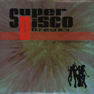 DJ MURO - Super Disco Breaks - CD