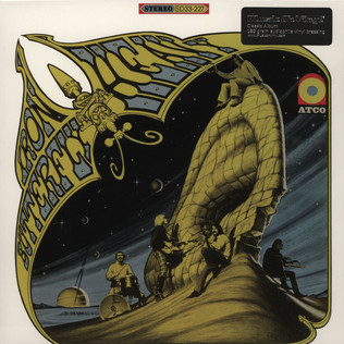 IRON BUTTERFLY - Heavy - 33T